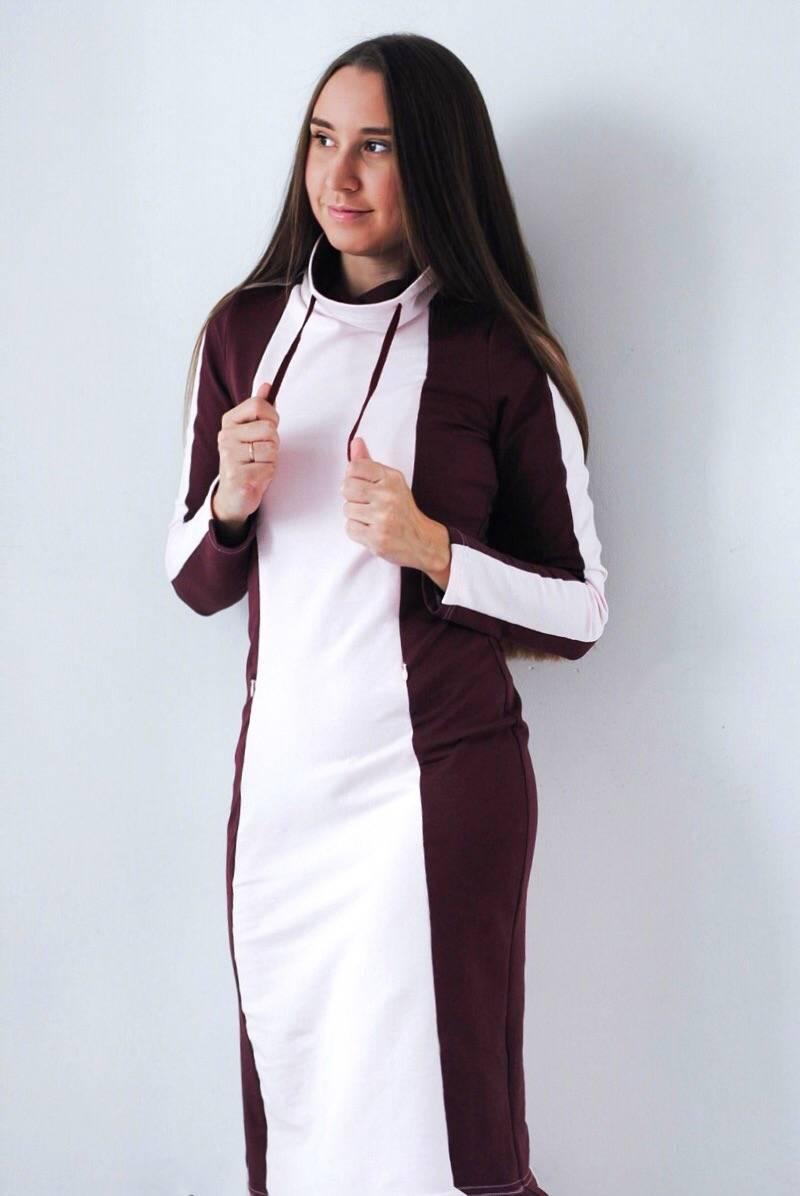 """Платье для кормящих мам """"Ласточка"""""""