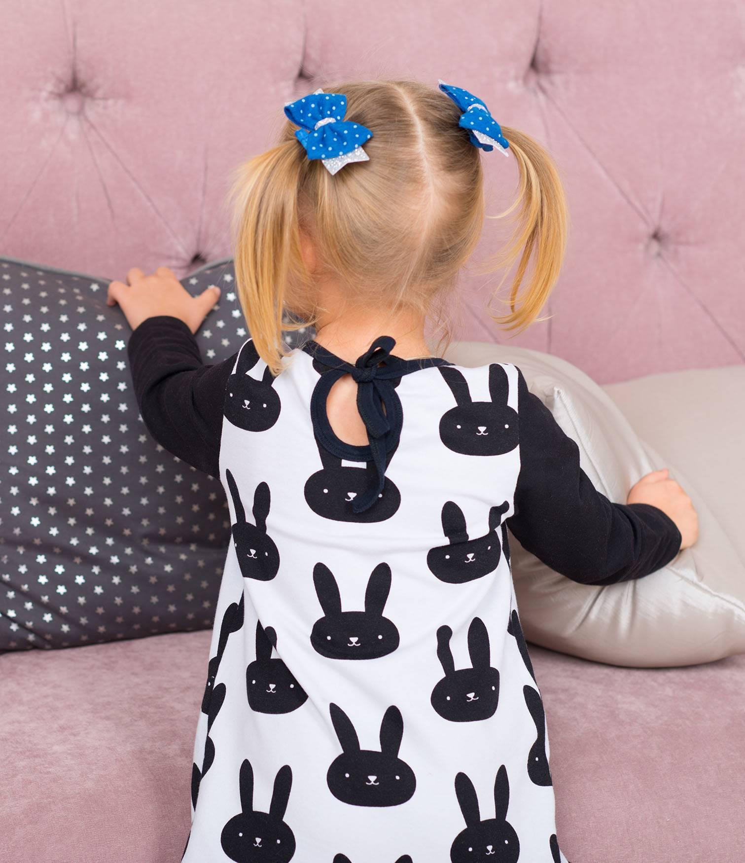 """Детское платье """"Пэппи"""""""