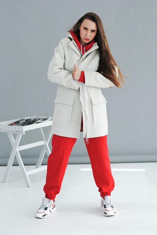 """Женская куртка """"Бьорк"""""""