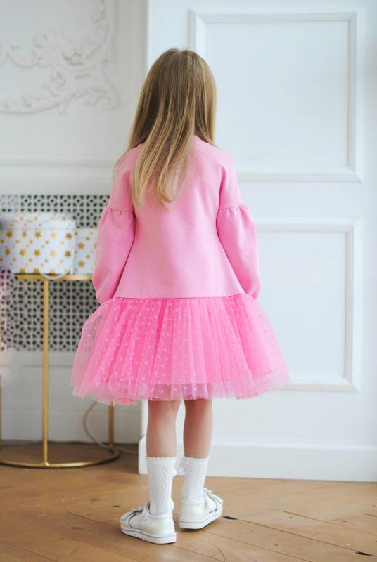 """Детское платье """"Белль"""""""