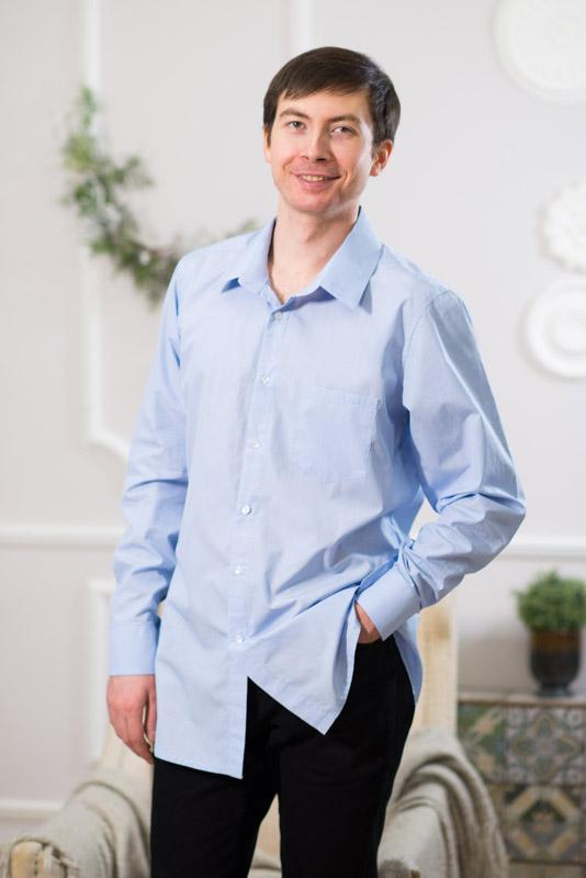 """Мужская рубашка """"Геральд"""""""