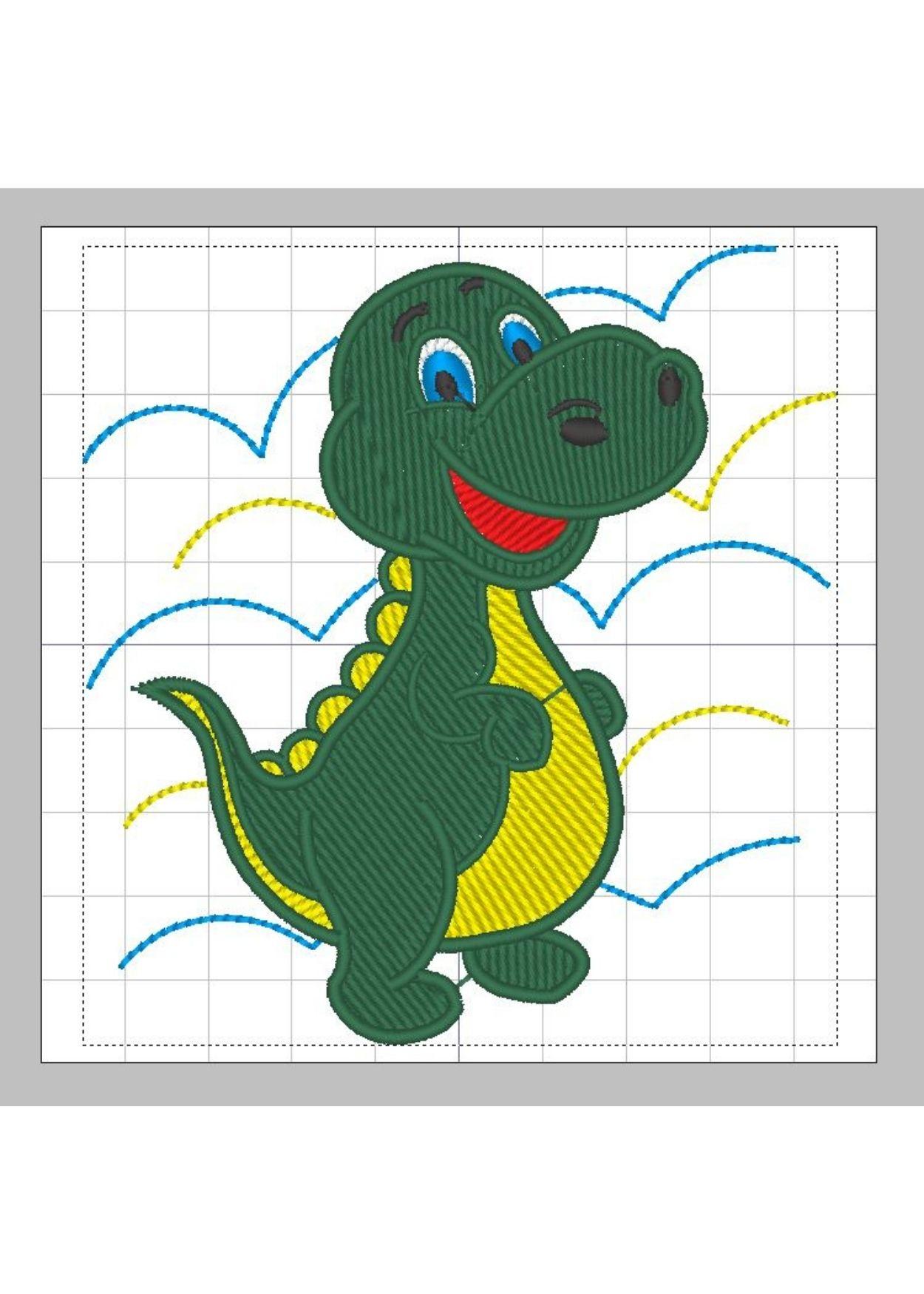 Динозаврик 1
