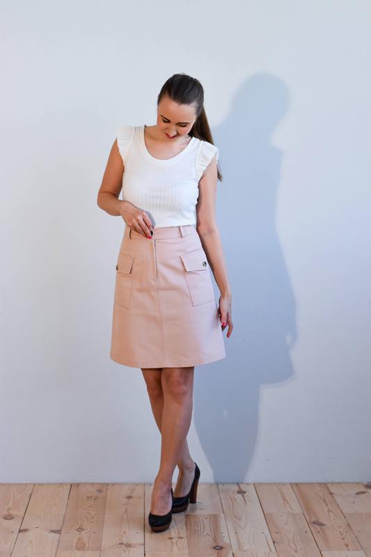 """Женская юбка """"Ксения"""""""